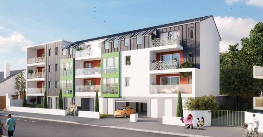 appartement neuf nantes quartier beaus jour sainte th r se. Black Bedroom Furniture Sets. Home Design Ideas