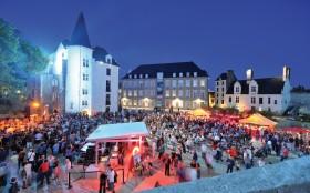 CBI promoteur immobilier à Nantes - Vue de Nantes et du château