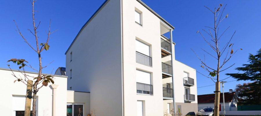CBI Résidence La Galetière programme immobilier neuf à Saint Herblain