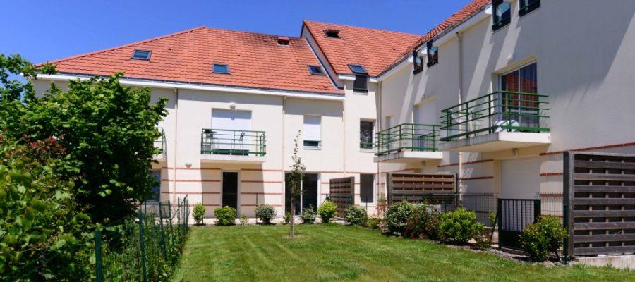 CBI Résidence La Charmille programme immobilier neuf à Coueron