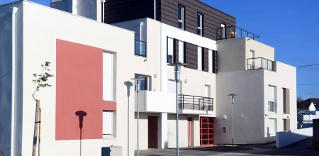CBI Résidence La Noé programme immobilier neuf à Coueron