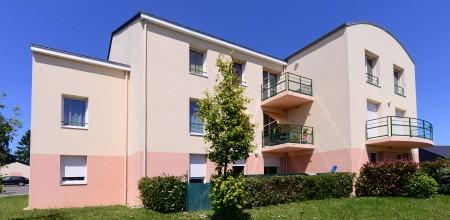 CBI Résidence Le Cormier programme immobilier neuf à Coueron
