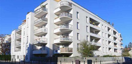 CBI Résidence Port Guichard - Programme immobilier neuf à Nantes