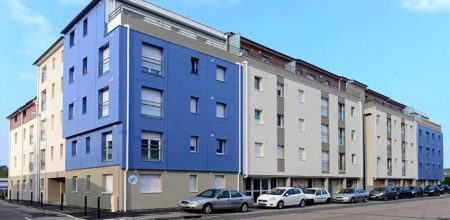 CBI Résidence Sevria à Nantes - Programme Immobilier Neuf