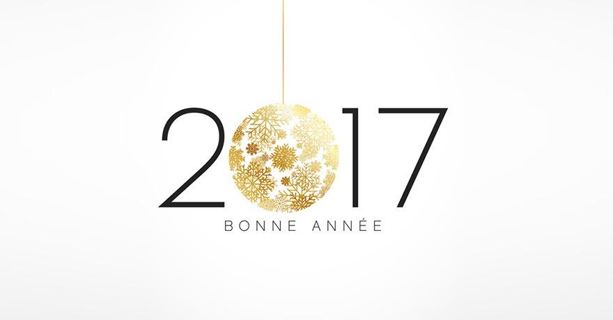CBI vous souhaite une bonne année 2017