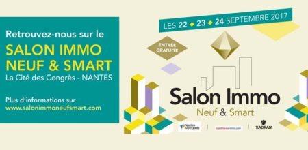 CBI promoteur à Nantes au salon Immo Neuf & Smart en septembre 2017