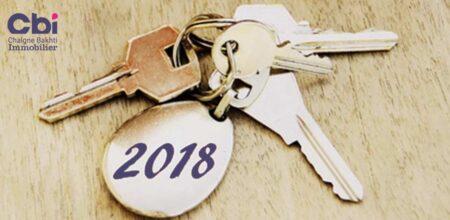 CBI vous souhaite une bonne année 2018