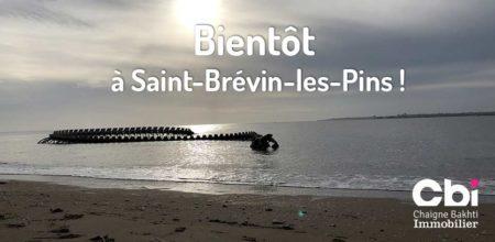 CBI lancemnet prochainement d'un nouveau programme neuf à St Brévin les Pins