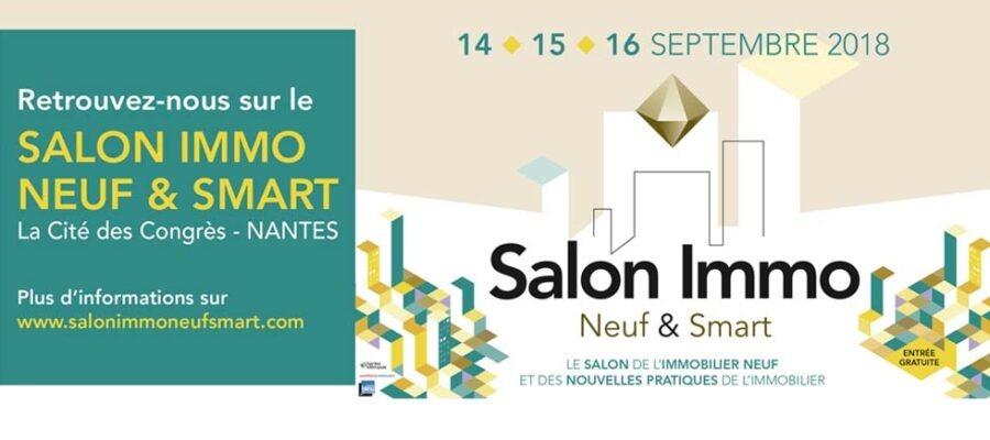 CBI promoteur participe au salon Immo Neuf & Smart à Nantes (septembre 2018)