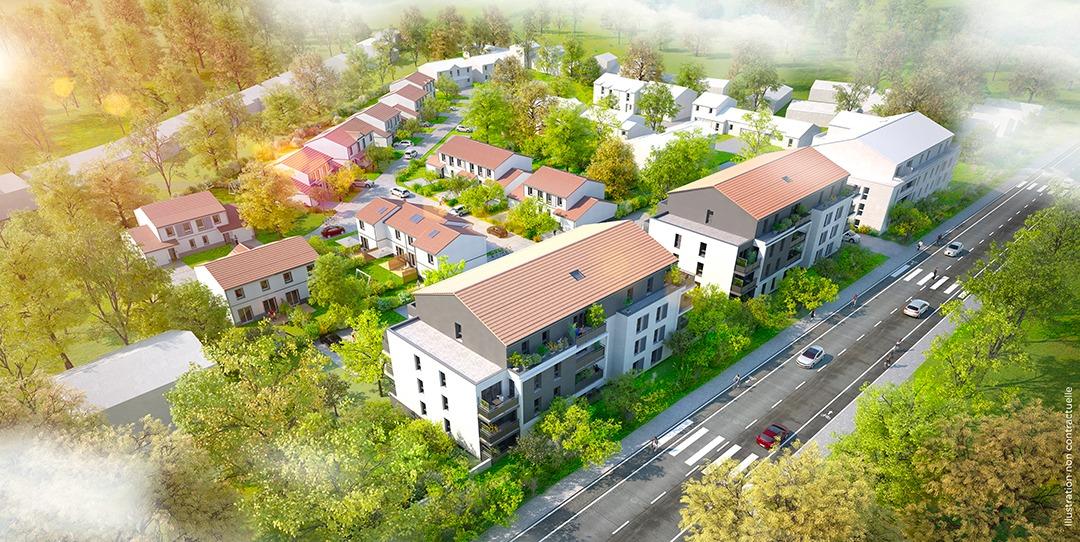 programme neuf la roche sur ton appartement neuf Vendée maison neuve Vendée
